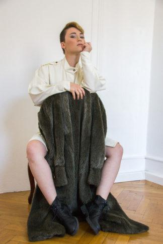 Vintage Mantel Lamafell