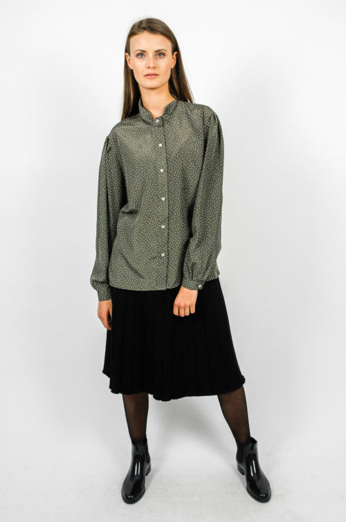 edle vintage bluse