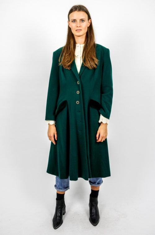 klassischer mantel secondhand
