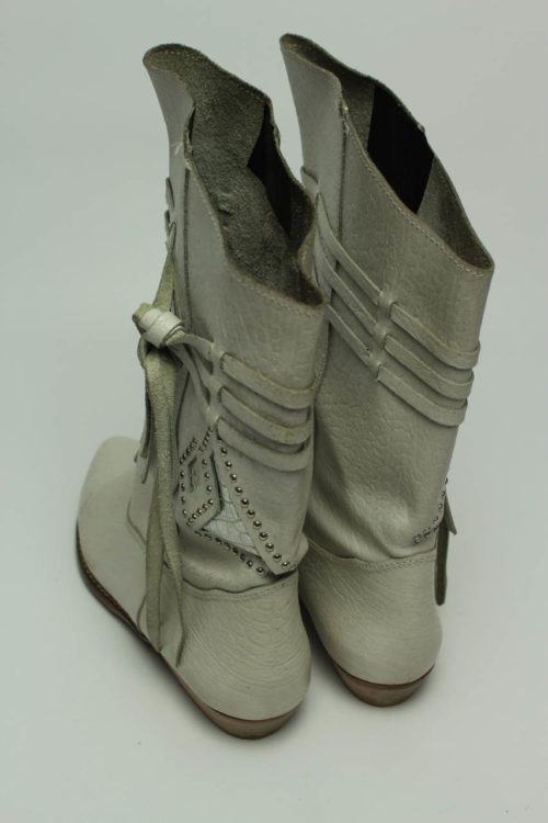 cowboystiefel boots fransen