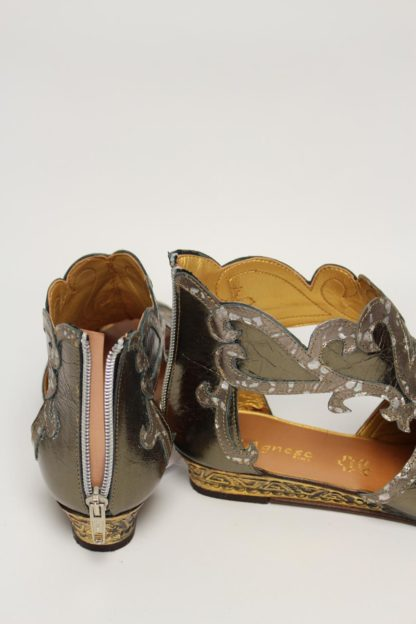 römersandale sandalette sommerschuh