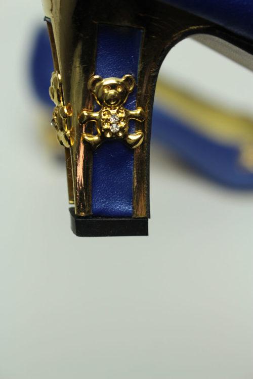 second hand königsblau