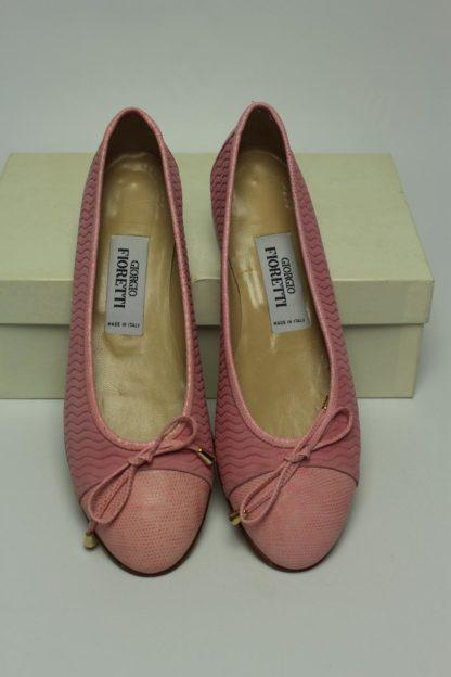 vintage Ballerina rosa