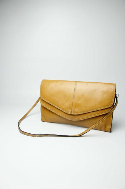 vintage bag leather
