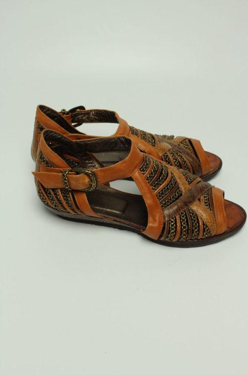 vintage sandale römersandale