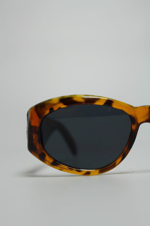 Vintage Sonnenbrille Havanna