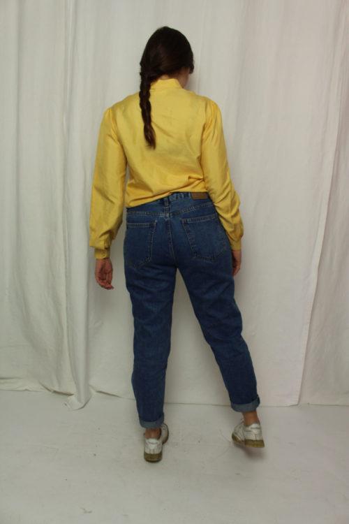 sonnengelb pastellgelb chemise
