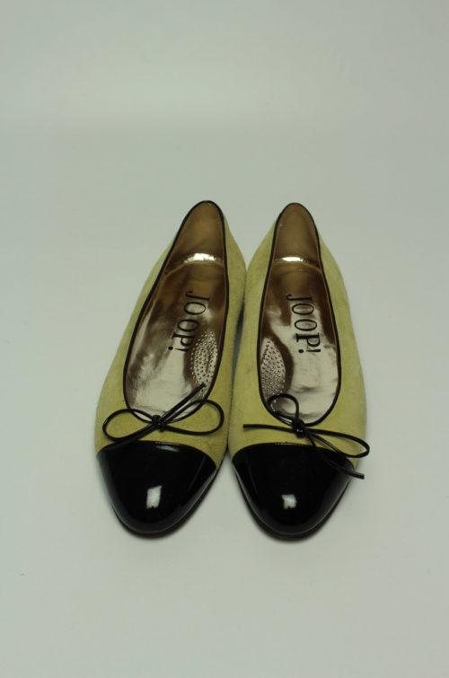 vintage ballerina beige