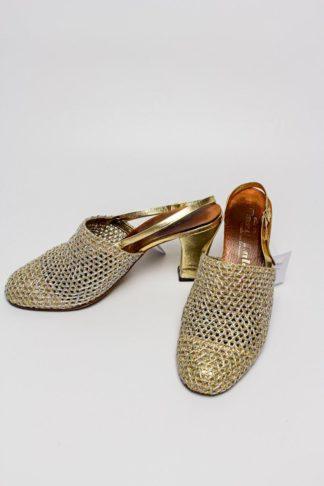 Vintage Schuhe Absatz