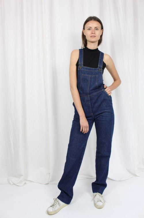 vintage latzhose jeans