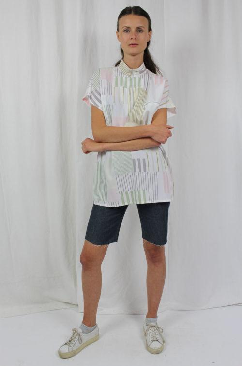 vintage shirt pastell