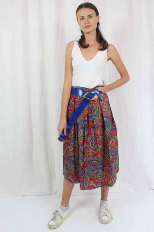 vintage skirt bunt