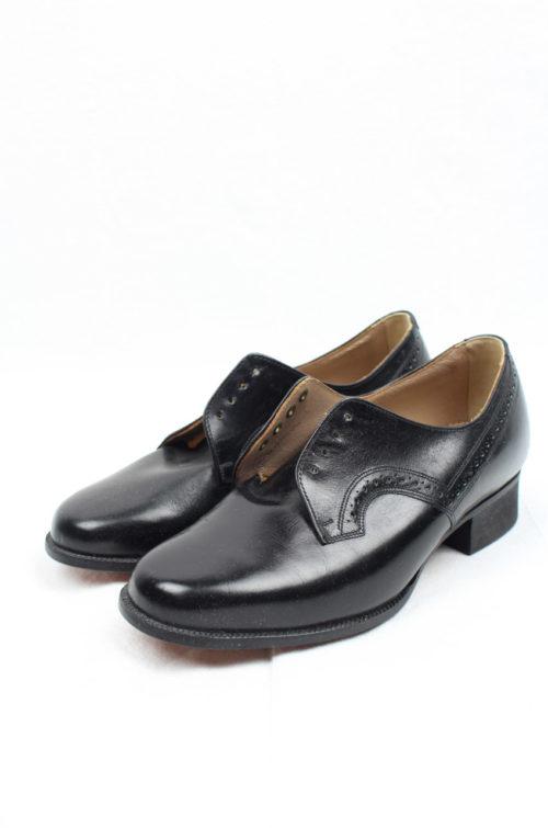 Vintage Schuhe schwarz