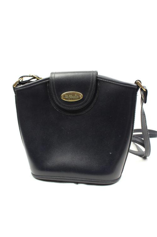 Vintage Handtasche schwarz