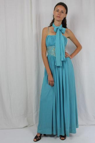 Vintage Kleid 80er Jahre