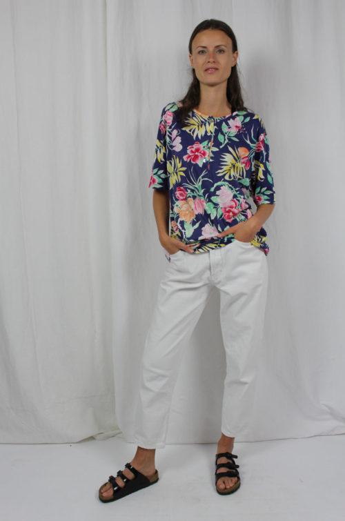 Vintage shirt floral