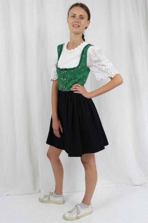 vintage dirndl oktoberfest dress
