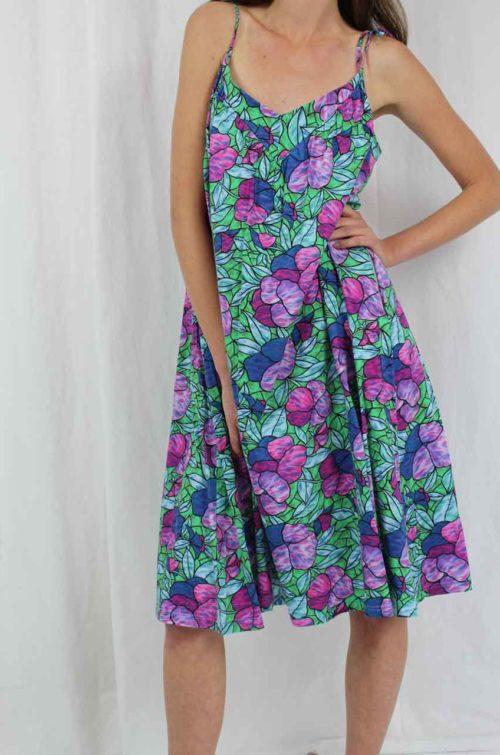 vintage dress bunt