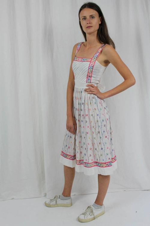 vintage dress dirndl