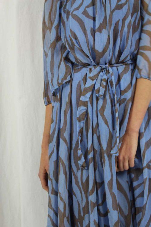 vintage dress luftig leicht