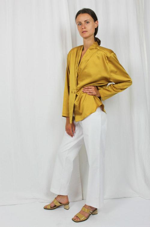 Vintage Jacke gold