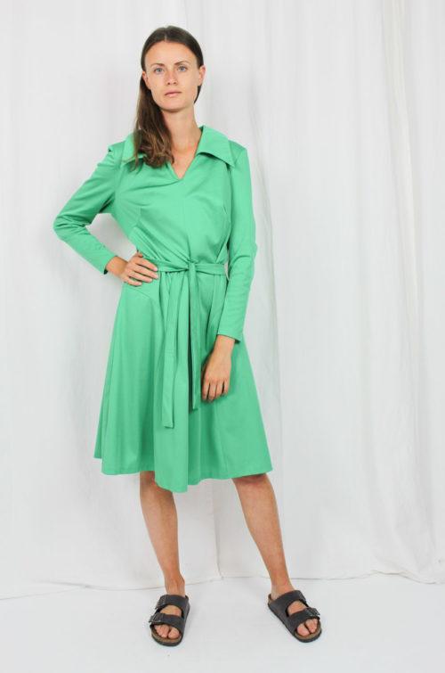 Vintage Kleid grün