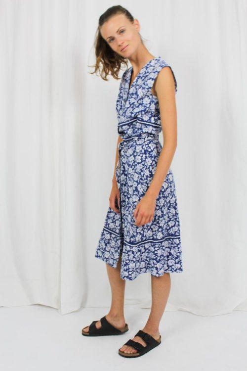 Kleid ärmellos