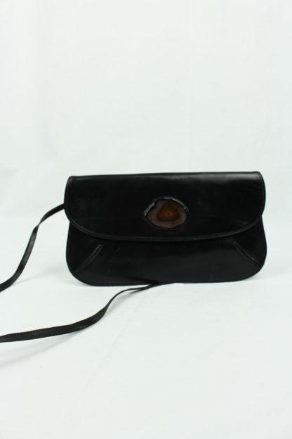 Schwarze Tasche klein