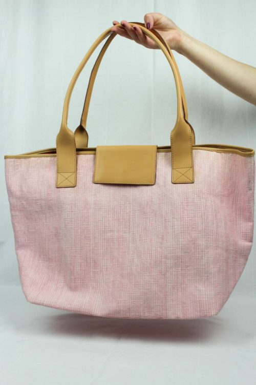 Tasche rosa Second Hand
