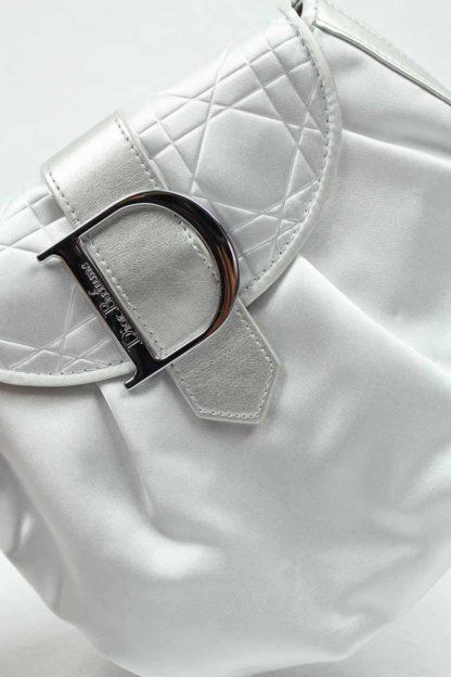 Tasche weiß Dior Parfums Second Hand