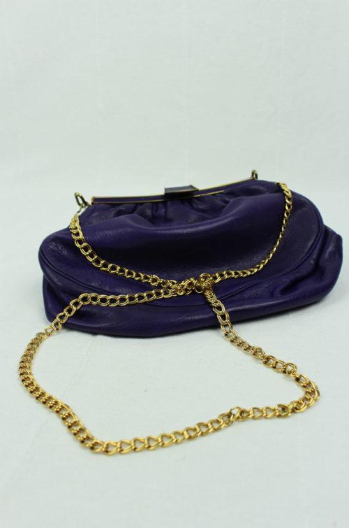 Vintage Tasche lila