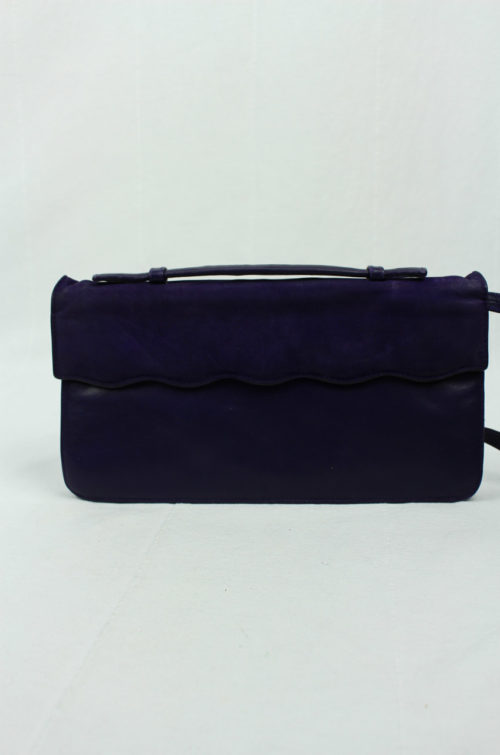 Vintage Tasche lila Picard