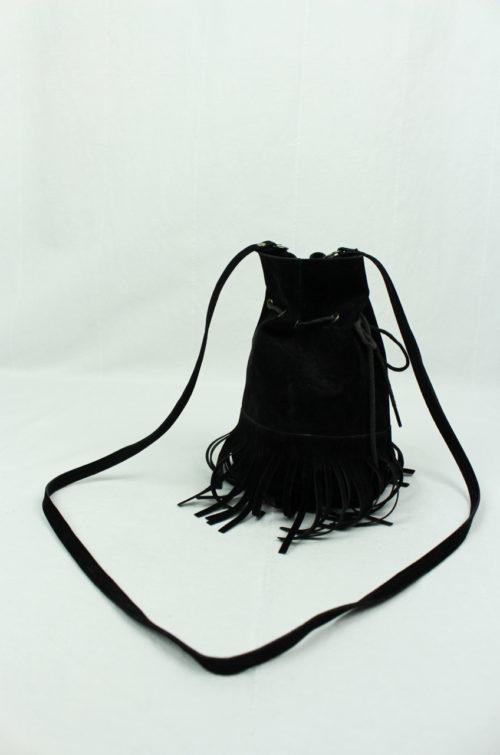Vintage Tasche schwarz