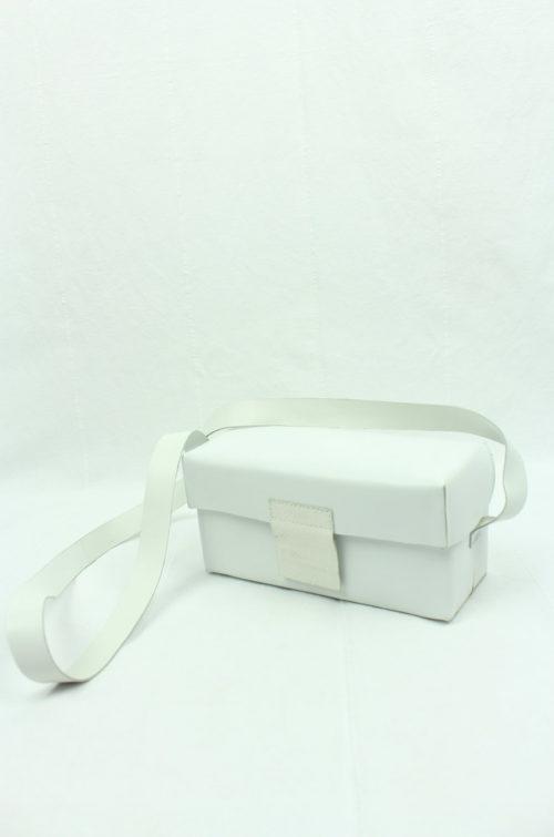 Vintage Tasche weiß