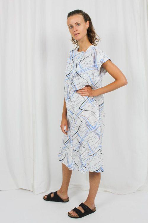 weißes Kleid Second