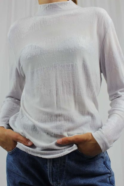 Shirt weiß Second Hand
