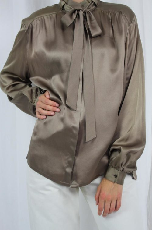Vintage Bluse Marke Kuhn