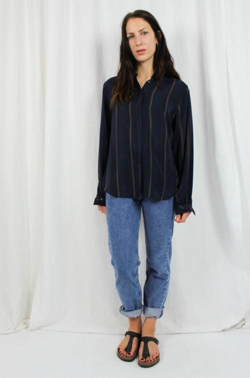 Vintage Bluse Marke van Laack