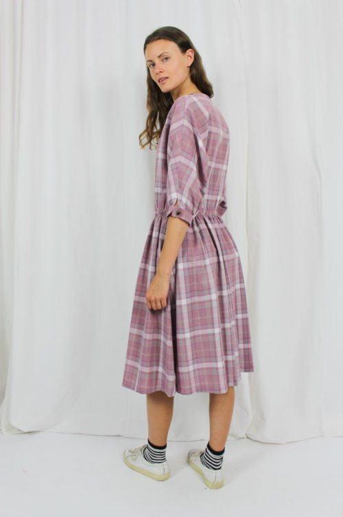 Vintage kleider rosa