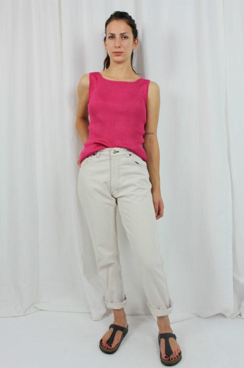 Vintage Trägertop pink