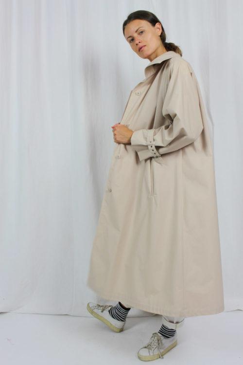 Vintage Trenchcoat 80er Jahre