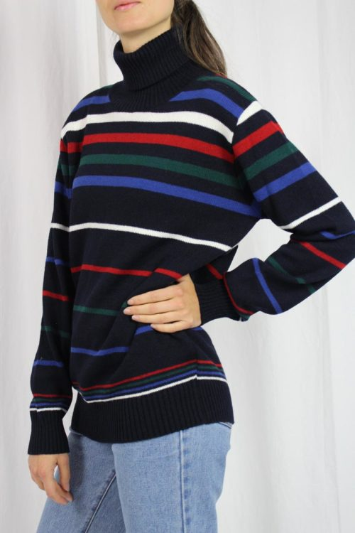 Pullover gestreift Second Hand