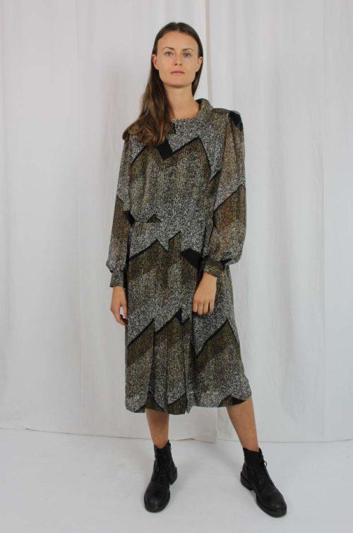 Vintage Kleid Marke Florin Exclusiv