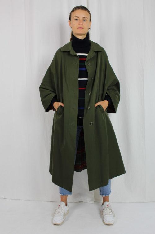 Vintage Mantel Lodenfrey