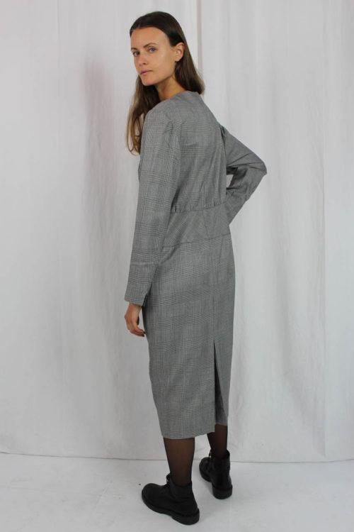Zweiteiler Kleid und Blazer