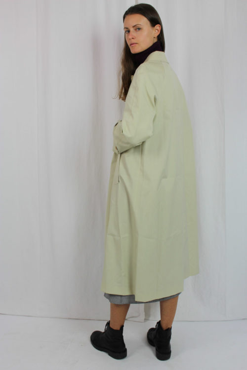 beiger Trenchcoat Second Hand