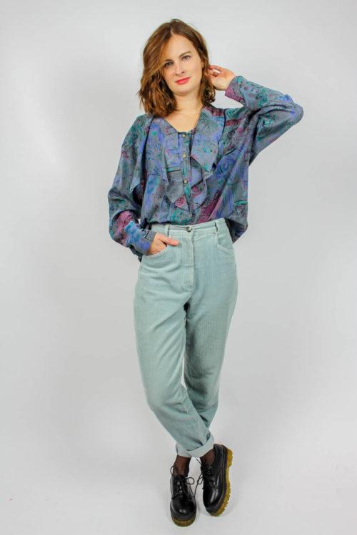 Bunte Bluse Online kaufen