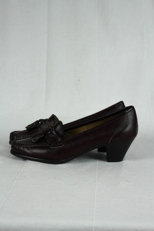 Loafer braun Second Hand