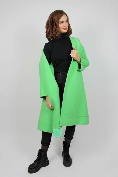 Mantel grün Online kaufen