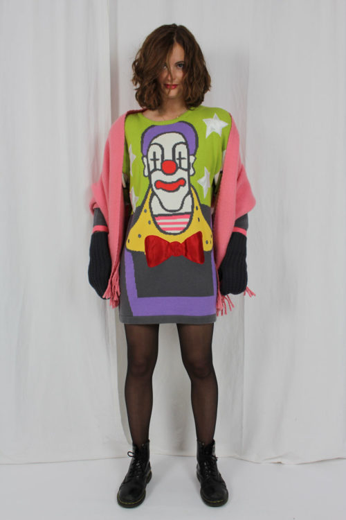Pullover Clown Second Hand